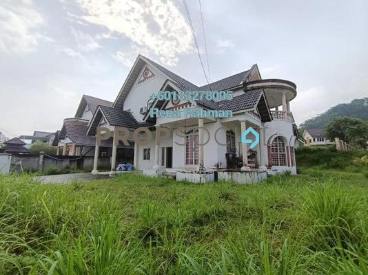 Bungalow For Rent in Rasah Kemayan, Seremban 2 Freehold Semi Furnished 5R/4B 1.6k