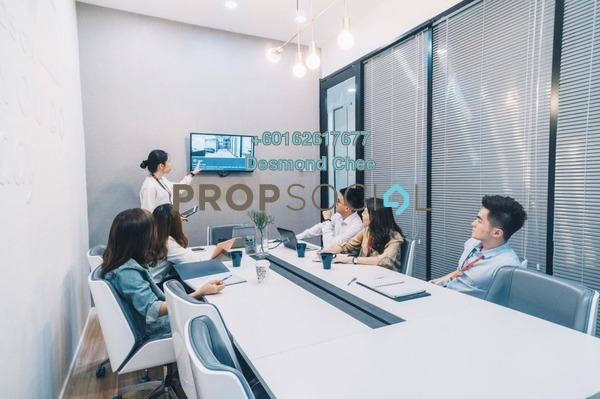 Office For Rent in Taman Mount Austin, Tebrau Freehold Fully Furnished 0R/0B 1.4k