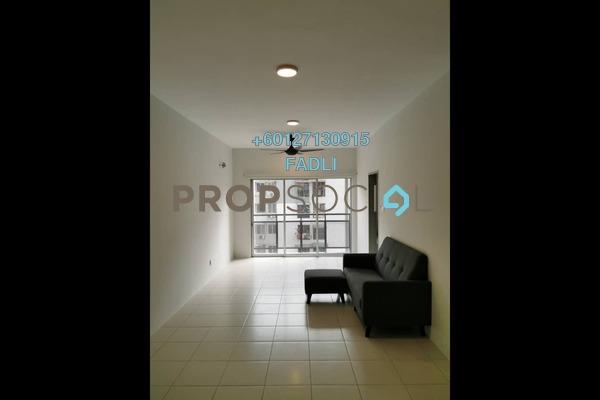 Condominium For Rent in Residensi Platinum Teratai, Kuala Lumpur Freehold Fully Furnished 3R/2B 1.5k