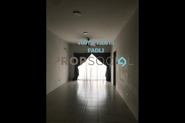 Condominium For Rent in Residensi Platinum Teratai, Kuala Lumpur Freehold Semi Furnished 3R/3B 1.4k
