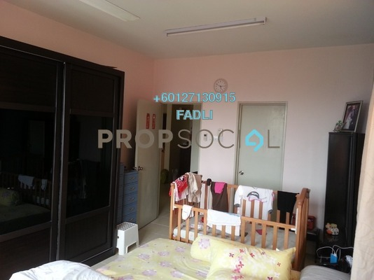 Condominium For Sale in Platinum Lake PV10, Setapak Freehold Semi Furnished 4R/2B 450k