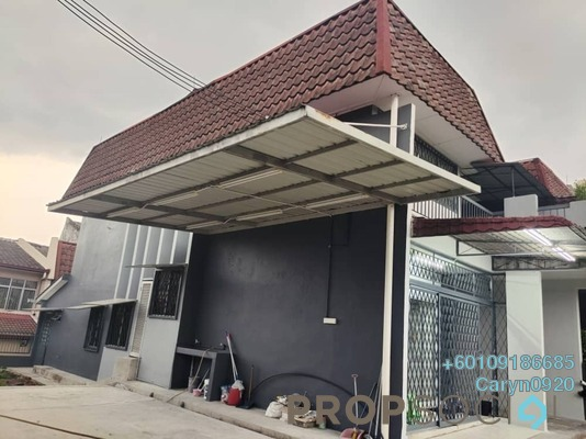Land For Sale in Taman Connaught, Cheras Freehold Semi Furnished 5R/3B 899k