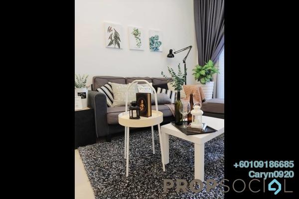 Condominium For Sale in Bayu Tasik 2, Bandar Sri Permaisuri Freehold Fully Furnished 3R/2B 380k