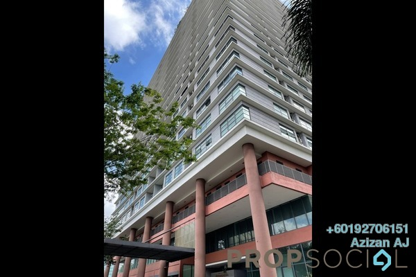 Serviced Residence For Sale in Sri Acappella, Shah Alam Freehold Semi Furnished 2R/2B 550k