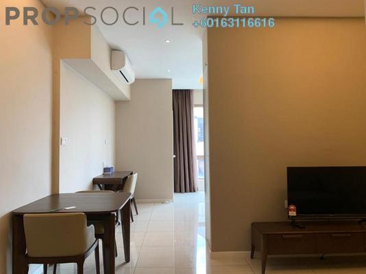 Serviced Residence For Rent in Dorsett Residences, Sri Hartamas Freehold Fully Furnished 1R/1B 1.8k