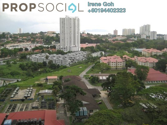 Condominium For Rent in Plaza Ivory, Bukit Gambier Freehold Fully Furnished 3R/2B 1.4k