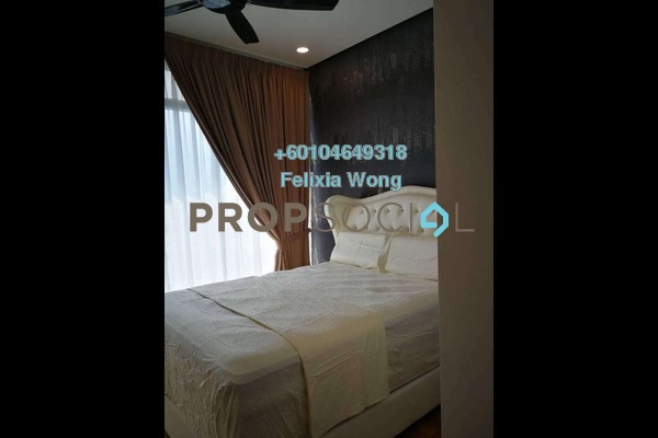 Condominium For Rent in Vipod Suites, KLCC Freehold Fully Furnished 4R/4B 19k
