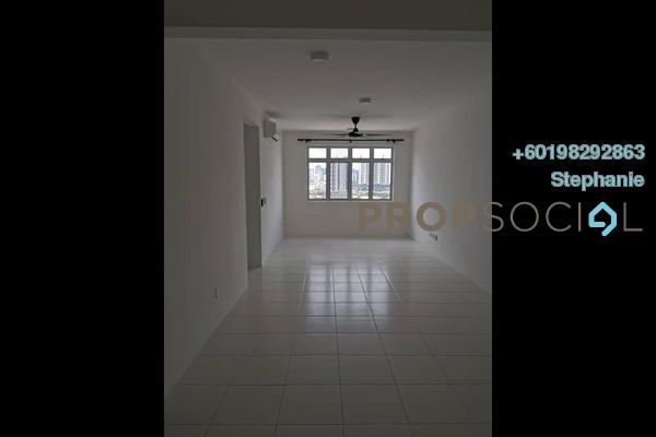 Apartment For Rent in Residensi Enesta Kepong, Jinjang Freehold Semi Furnished 3R/2B 1.3k