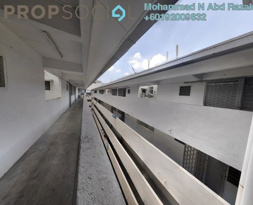 Apartment For Sale in Seroja Apartment, Setia Alam Freehold Unfurnished 3R/2B 160k
