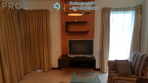Condominium For Rent in 10 Semantan, Damansara Heights Freehold Fully Furnished 2R/2B 2k