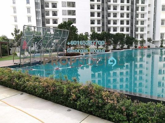 Condominium For Rent in Solstice @ Pan'gaea, Cyberjaya Freehold Semi Furnished 1R/1B 1k