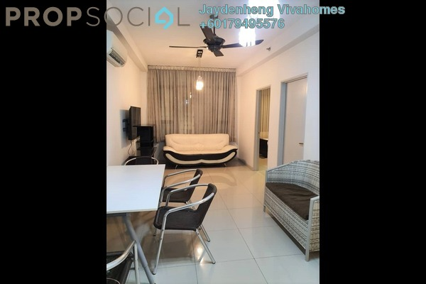 Condominium For Rent in Centrestage, Petaling Jaya Freehold Fully Furnished 3R/2B 2.4k