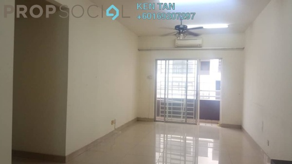 Condominium For Sale in Kinrara Mas, Bukit Jalil Freehold Unfurnished 3R/2B 350k