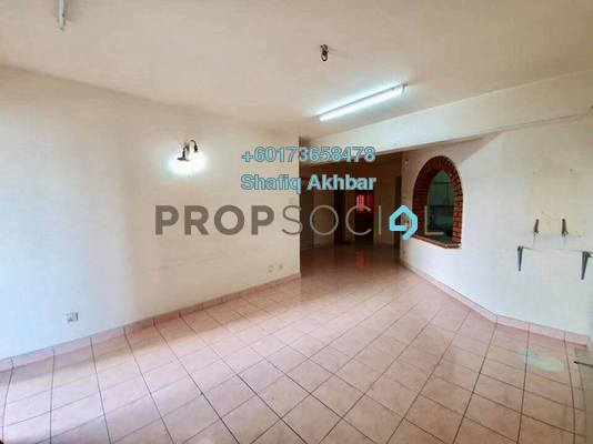 Condominium For Rent in Menara City One, Dang Wangi Freehold Unfurnished 3R/2B 2.2k