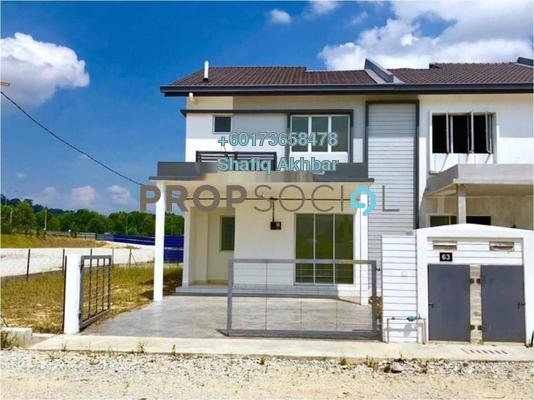Terrace For Sale in PR1MA Homes @ Residensi Gambang 3, Gambang Leasehold Unfurnished 4R/3B 215k
