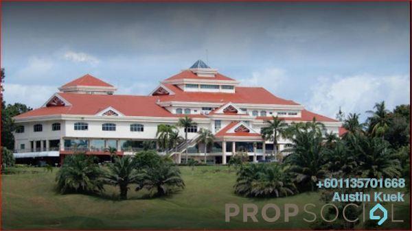 Land For Sale in Tiara Melaka Golf & Country Club, Melaka Freehold Unfurnished 0R/0B 218k