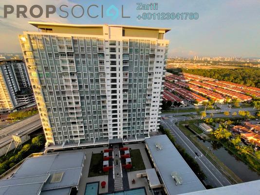 Condominium For Rent in BSP Skypark, Bandar Saujana Putra Freehold Semi Furnished 3R/2B 1.25k