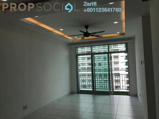 Condominium For Rent in BSP Skypark, Bandar Saujana Putra Freehold Semi Furnished 3R/2B 1.2k
