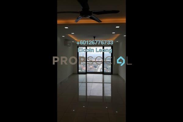Condominium For Rent in You Vista @ You City, Batu 9 Cheras Freehold Semi Furnished 2R/2B 1.6k