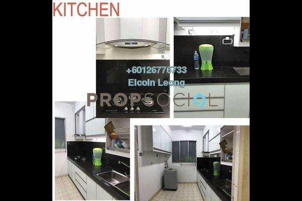 Condominium For Rent in Cengal Condominium, Bandar Sri Permaisuri Freehold Fully Furnished 3R/3B 1.7k