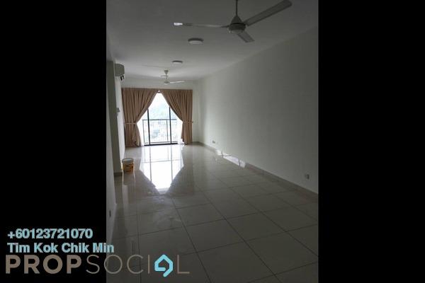 Condominium For Rent in Lido Residency, Bandar Sri Permaisuri Freehold Unfurnished 2R/2B 1.7k