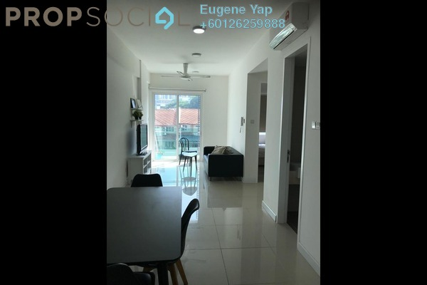 Serviced Residence For Sale in Suria @ North Kiara, Segambut Freehold Semi Furnished 2R/2B 440k