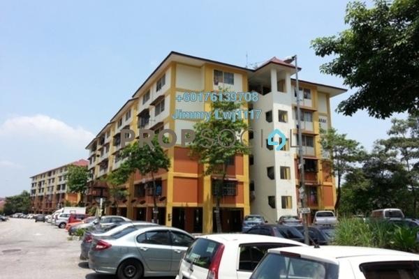 Apartment For Sale in Gugusan Semarak, Kota Damansara Freehold Unfurnished 3R/2B 173k