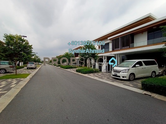 Villa For Rent in Monterey @ Eco Sanctuary, Telok Panglima Garang Freehold Semi Furnished 4R/5B 4k
