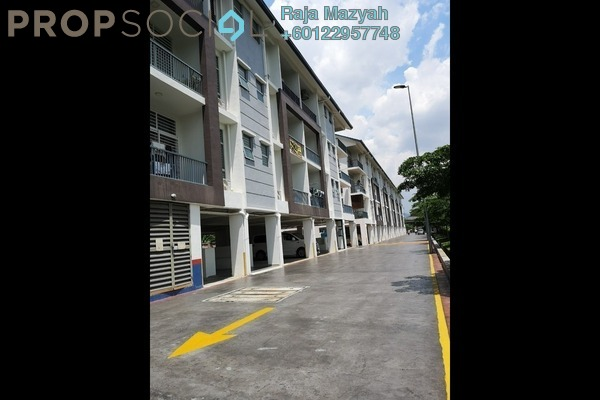 Townhouse For Sale in Pandan Mas Townhouse, Pandan Indah Freehold Fully Furnished 3R/2B 550k