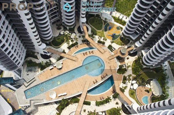 Condominium For Sale in 11 Mont Kiara, Mont Kiara Freehold Semi Furnished 6R/6B 4m