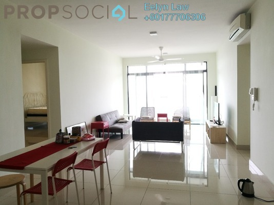 Condominium For Rent in Twin Arkz, Bukit Jalil Freehold Fully Furnished 4R/2B 3.5k