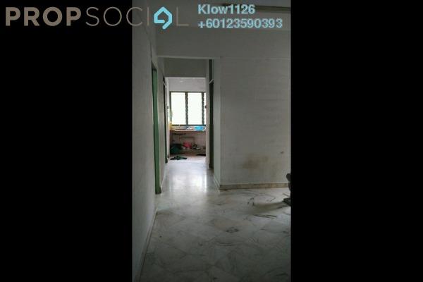 Condominium For Sale in Taman Miharja, Cheras Leasehold Unfurnished 3R/2B 255k