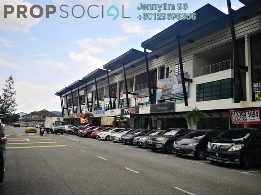 Shop For Sale in Taman Putra Impiana, Puchong Freehold Unfurnished 0R/6B 2.4m