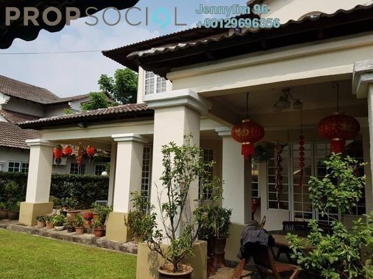 Bungalow For Sale in USJ 5, UEP Subang Jaya Freehold Semi Furnished 5R/4B 3.9m