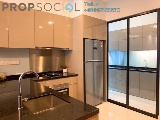 Condominium For Sale in Kaleidoscope, Setiawangsa Freehold Semi Furnished 3R/2B 602k