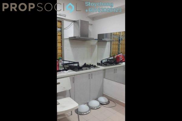 Condominium For Sale in Armanee Terrace I, Damansara Perdana Freehold Semi Furnished 1R/1B 230k