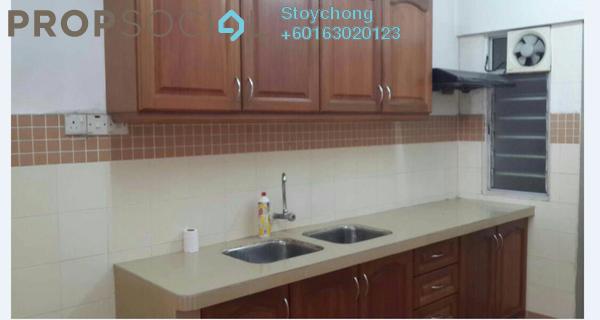 Condominium For Rent in PJ Trade Centre, Damansara Perdana Freehold Semi Furnished 3R/2B 1.2k