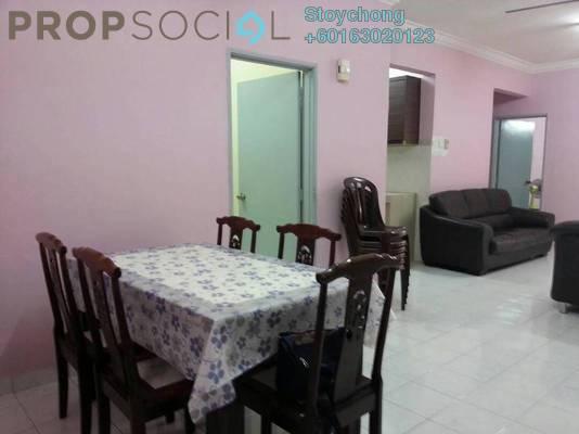 Condominium For Rent in Pelangi Damansara, Bandar Utama Freehold Fully Furnished 3R/2B 1.55k