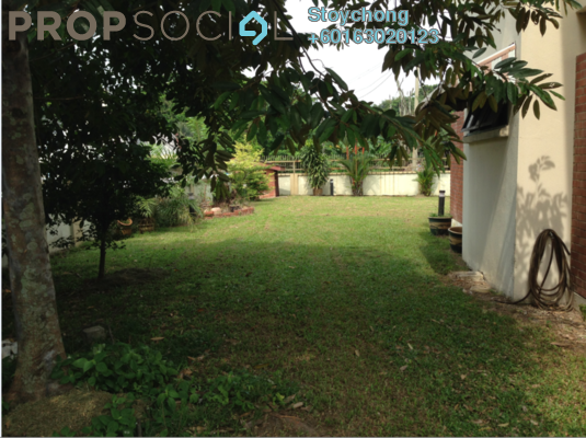 Land For Rent in The Saffron, Sentul Freehold Semi Furnished 7R/5B 6k