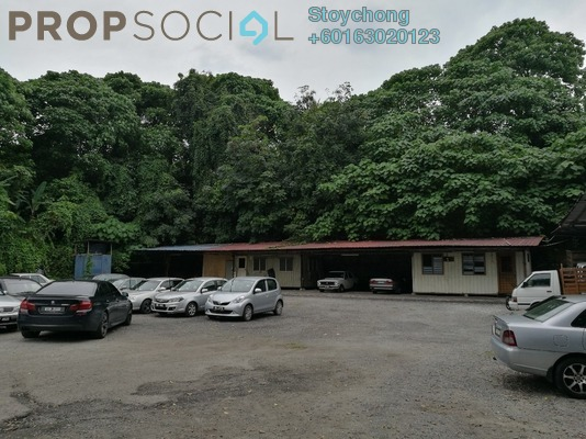 Land For Rent in Taman Connaught, Cheras Freehold Semi Furnished 2R/2B 6k