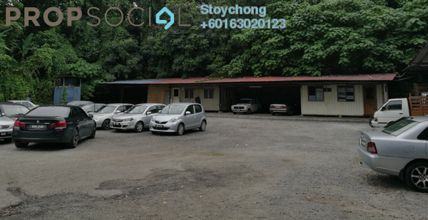 Land For Rent in Segar View, Cheras Freehold Semi Furnished 2R/2B 6k