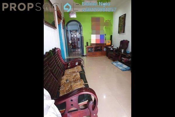 Terrace For Sale in BK1, Bandar Kinrara Freehold Semi Furnished 2R/2B 420k
