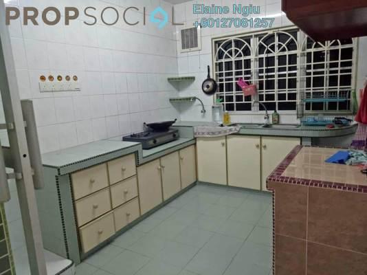 Terrace For Sale in Taman Serdang Jaya, Seri Kembangan Leasehold Semi Furnished 3R/2B 388k