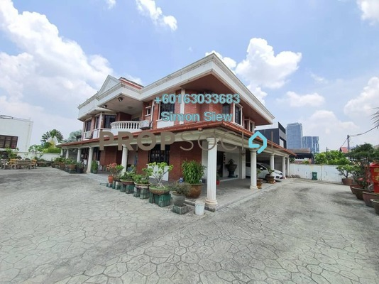 Bungalow For Sale in Taman Taynton View, Cheras Freehold Semi Furnished 7R/6B 3.2m