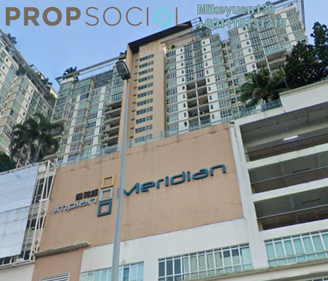 Condominium For Rent in Impian Meridian, UEP Subang Jaya Freehold Fully Furnished 4R/2B 2.5k