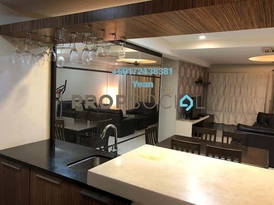 Condominium For Sale in Endah Puri, Sri Petaling Freehold Fully Furnished 3R/2B 560k