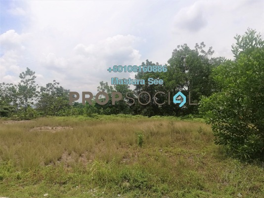 Land For Sale in Monterez, Shah Alam Leasehold Unfurnished 0R/0B 1.21m