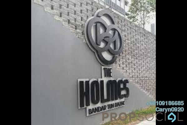 Condominium For Rent in The Holmes, Bandar Tun Razak Freehold Semi Furnished 3R/2B 1.5k