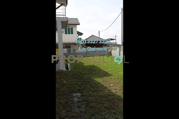 Terrace For Sale in Taman Serendah Utama, Serendah Freehold Semi Furnished 4R/3B 630k