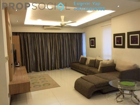 Condominium For Rent in The Northshore Gardens, Desa ParkCity Freehold Fully Furnished 3R/3B 6.5k